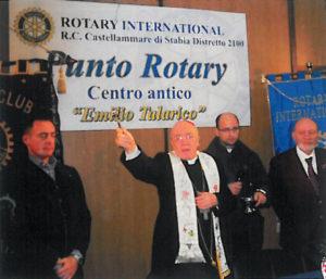 2010-2011: Inaugurazione Punto Rotary 'Emilio Talarico'