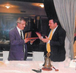 2010-2011: Il Premio 'Stabiesi Illustri' a Gianfelice Imparato