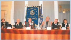 2009-10: Conferenza sul depuratore di Foce Sarno