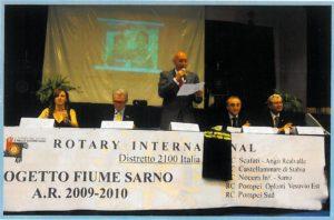 2009-10:Manifestazione Progetto fiume Sarno