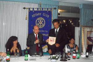 2003-04: Visita del Governatore Natale Naso
