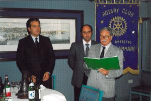 2003-04: Antonio Carosella commemora Michele Prisco