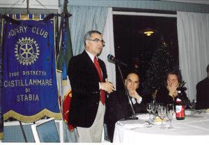 2005-06: Il Sindaco on. Salvatore Vozza alla Festa degli Auguri