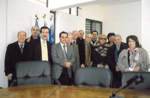 2005-06: Visita all'Amministrazione di Casola