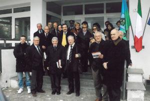 2005-06: Visita all'Amministrazione di Agerola