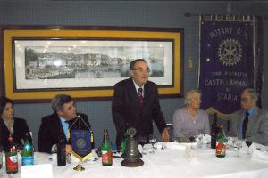 2007-08: Presentazione del libro del prof. Antonio Amelina