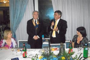2008-09: Scambio delle consegne tra Pasquale Guida ed Egidio Di Lorenzo