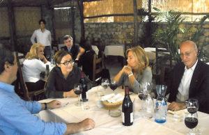 2009-10: Incontro con il Sindaco di Gragnano avv. Annarita Patriarca