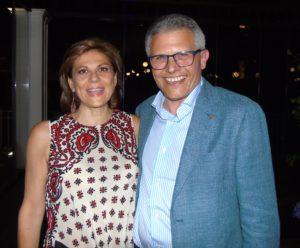 2018-19: Francesco e Edy Di Somma alla Festa del Mare