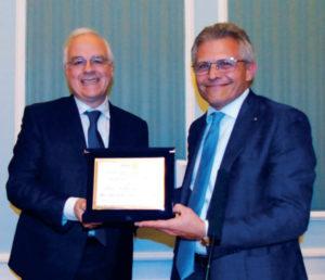 """2019-20: Il Premio """"Stabiesi illustri"""" a Raffaele Sabato, Giudice italiano presso la Corte europea dei Diritti Umani"""